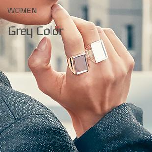 A Cool Color, Grey