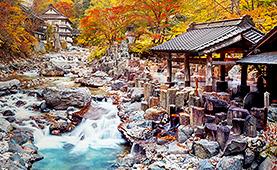 가을 힐링,<br/>일본 자유여행
