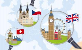여유롭게, 자세히 보는 유럽
