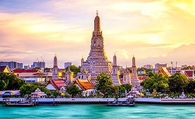 힐링의 도시 방콕 <br>인기 호텔 프로모션