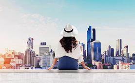 설레는여행 가득한혜택<br>방콕 호텔 프로모션